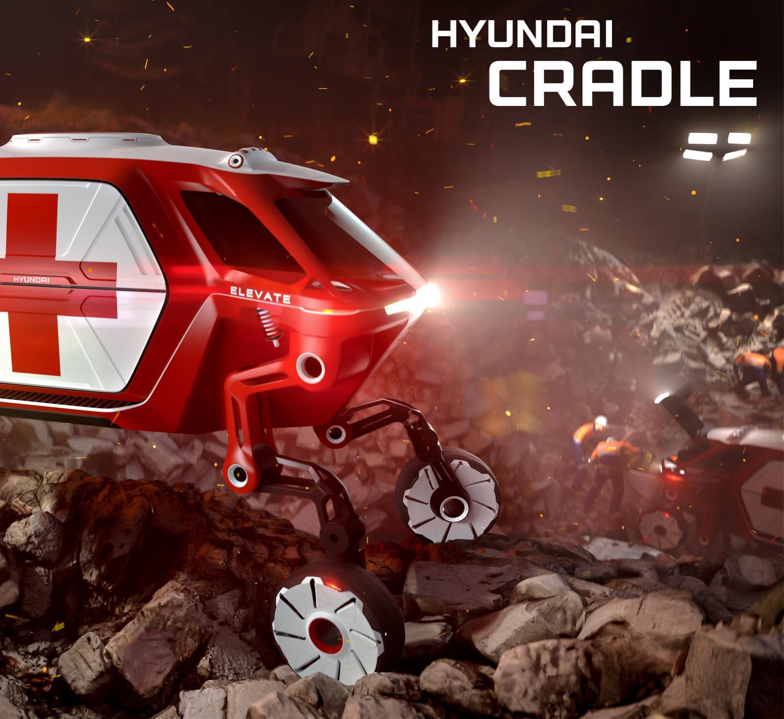 Hyundai Cradle Concept
