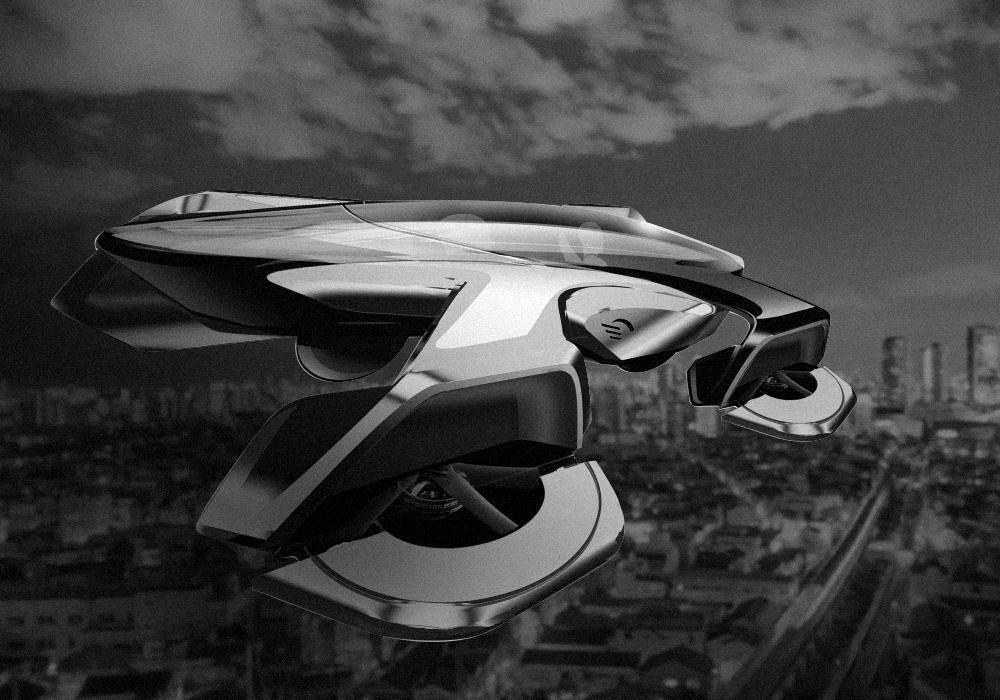 Japón marcaría un parteaguas con el lanzamiento de sus autos voladores