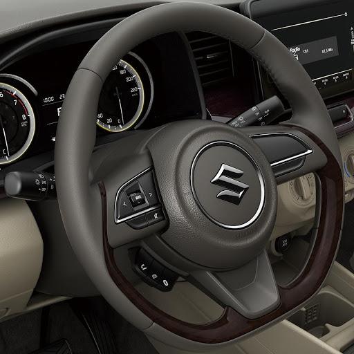 La Suzuki Ertiga 2019 GLX ofrece un mejor rendimiento de combustible