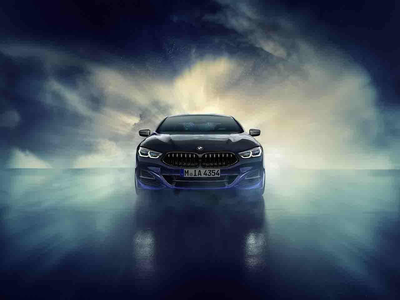 BMW Individual M850i Night Sky, un one-off fuera de este mundo