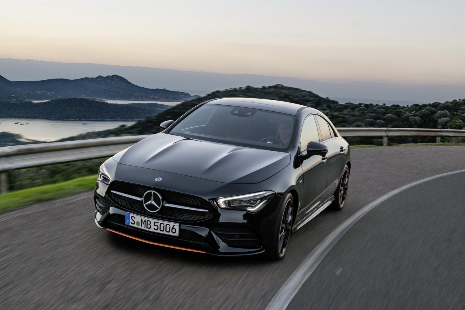 El nuevo Mercedes CLA ahora sí alcanza su potencial