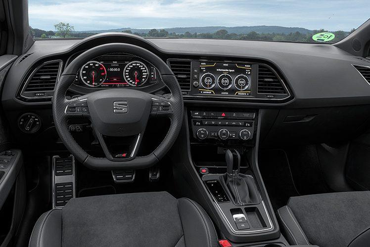 Seat leon 2019 interior