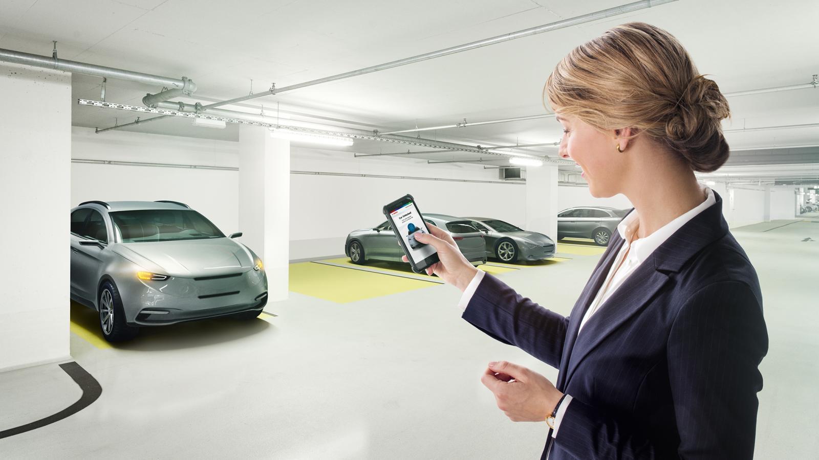 Bosch presenta su tecnología Perfectly Keyless para dejes de usar la llave de tu auto