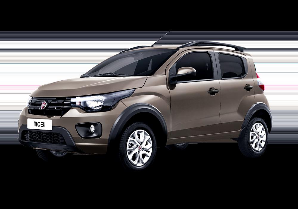 A muchos les gustará por eso FIAT Mobi 2019 precio en México