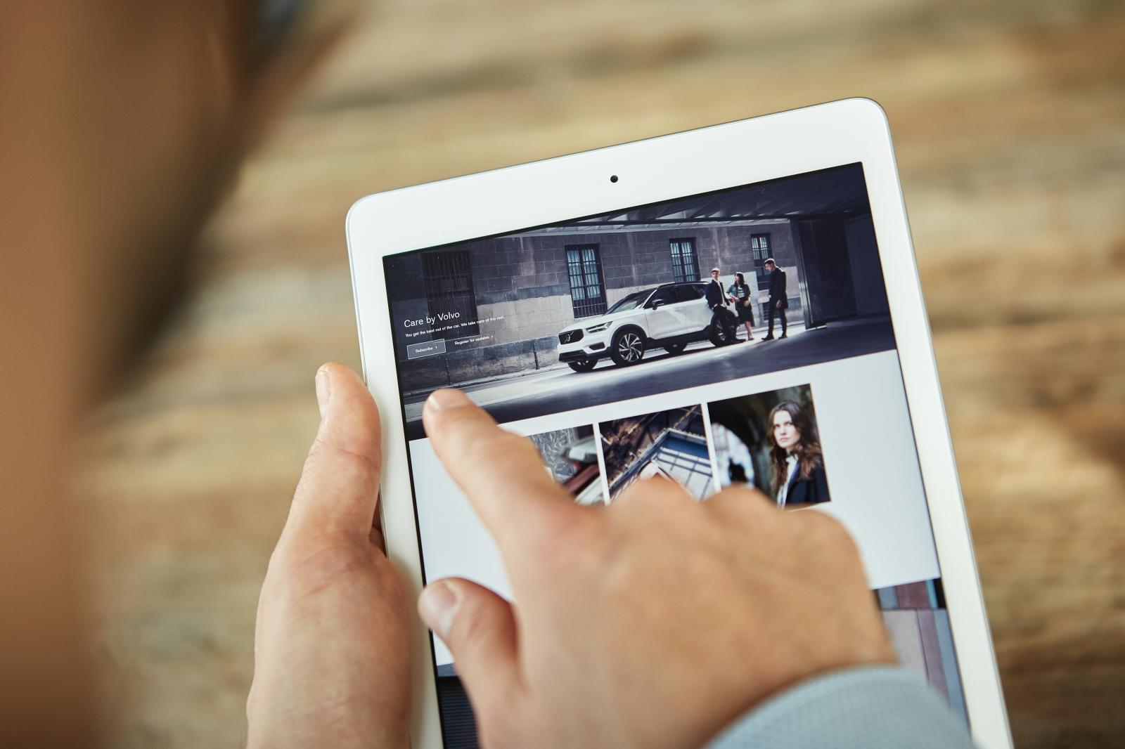 El programa de Volvo para millennials