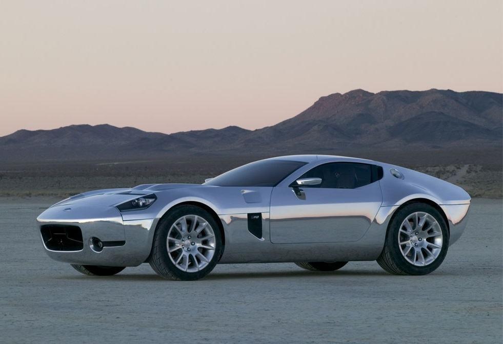 Este auto llegará de la mano de Superformance