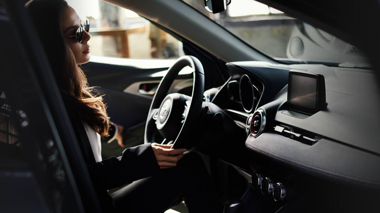 Conductor en Mazda CX-3 2019 i Grand Touring
