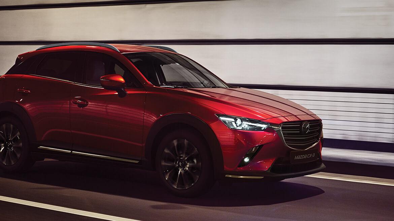 Mazda CX-3 Grand Touring frente