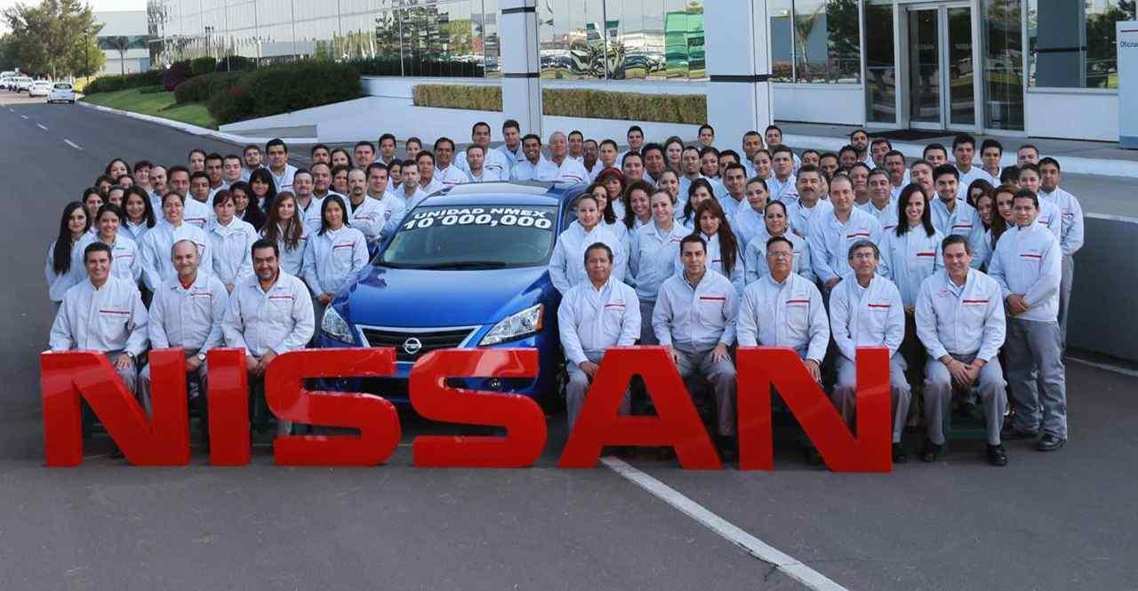 Nissan Mexicana busca responder a la caída de ventas de autos en el país