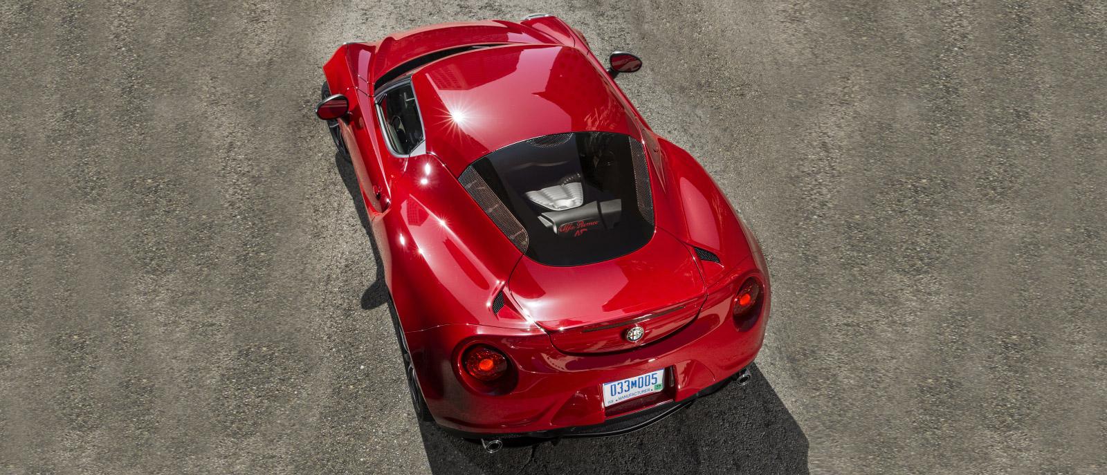 Alfa Romeo 4C 2019 precio en México