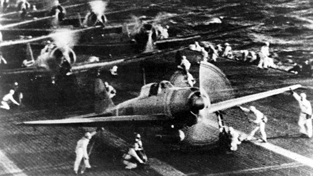 Helicoptero en la Guerra Mundial