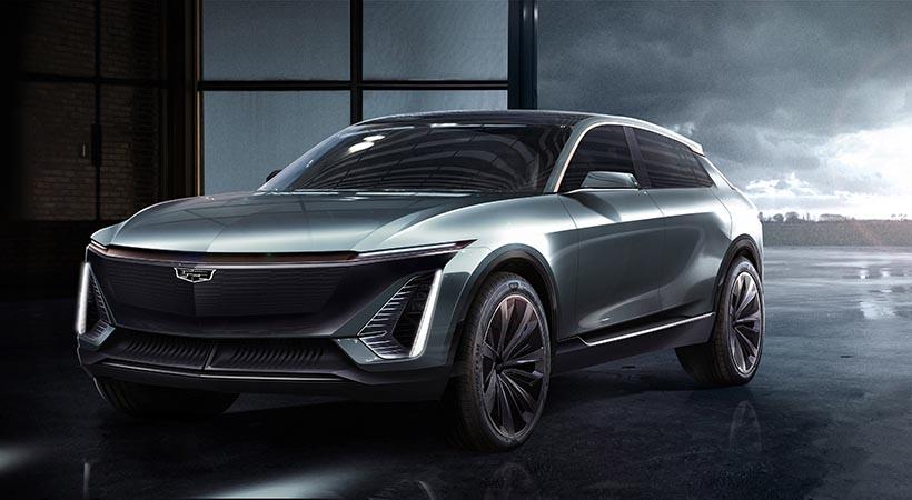 Cadillac presenta su primer vehículo eléctrico en Detroit