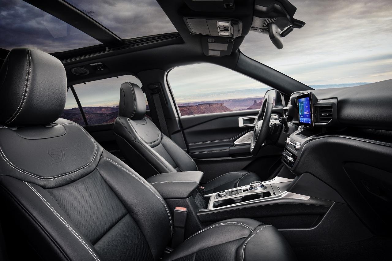 Ford Explorer ST, la SUV deportiva se presenta en el Auto Show de Detroit