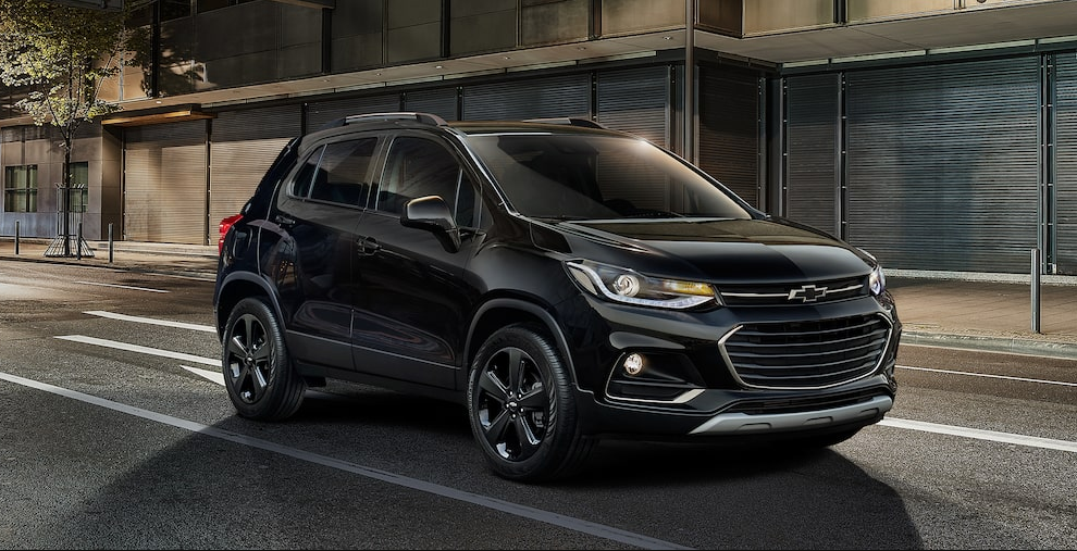 KIA Sportage 2019 SXL vs Chevrolet Trax 2019 Midnight comparativa