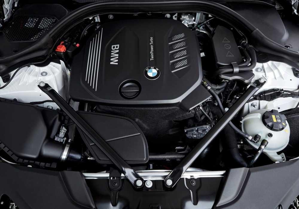 BMW 520iA Executive 2019