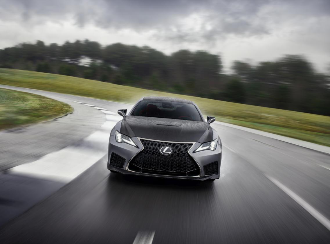Lexus RC F Track Edition 2019