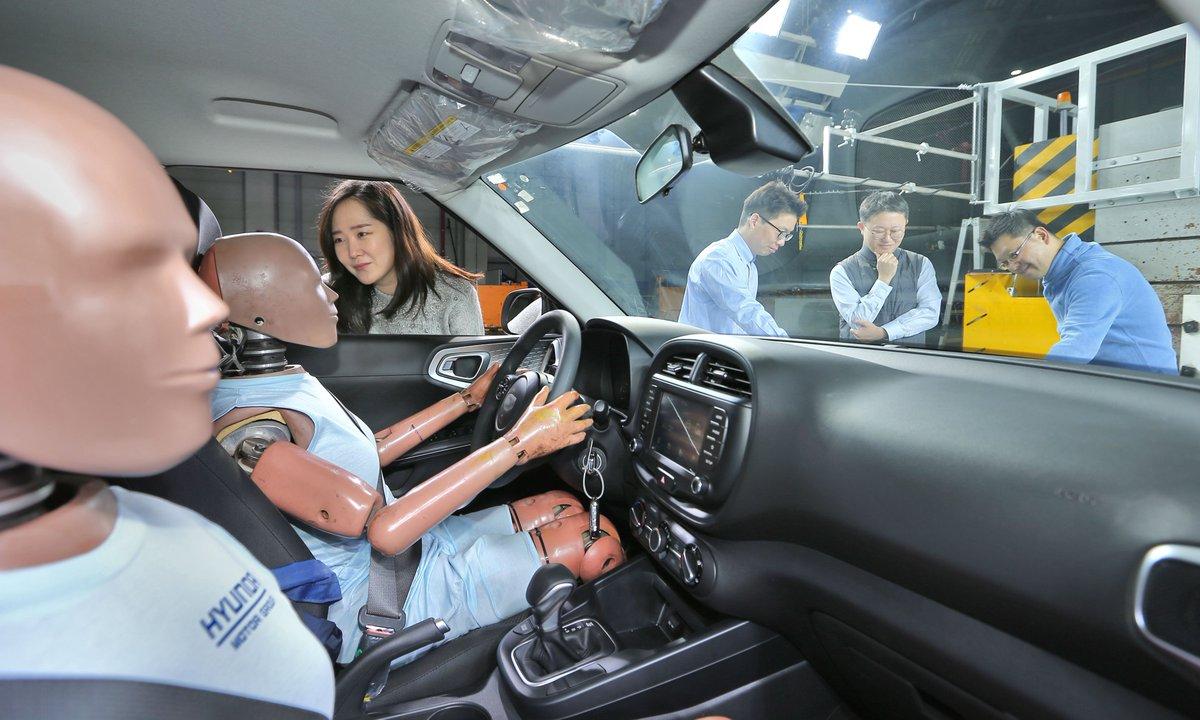 Hyundai incorporará este sistema en sus autos comerciales cuando esté 100% listo