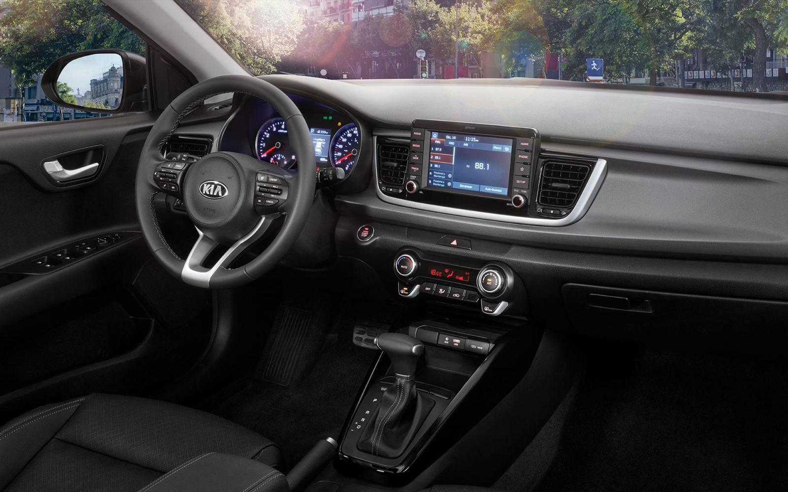 Kia Rio Sedan 1.6L EX TA 2019
