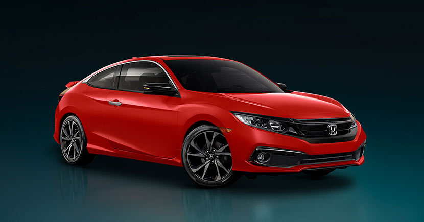 450+ Honda Civic Coupe 2019 Photos HD Terbaik