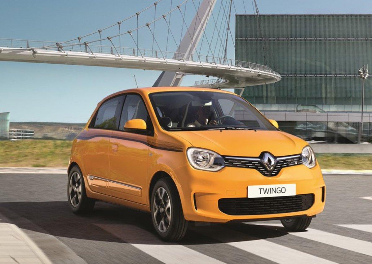 El Renault Twingo ofrece varias opciones de personalización