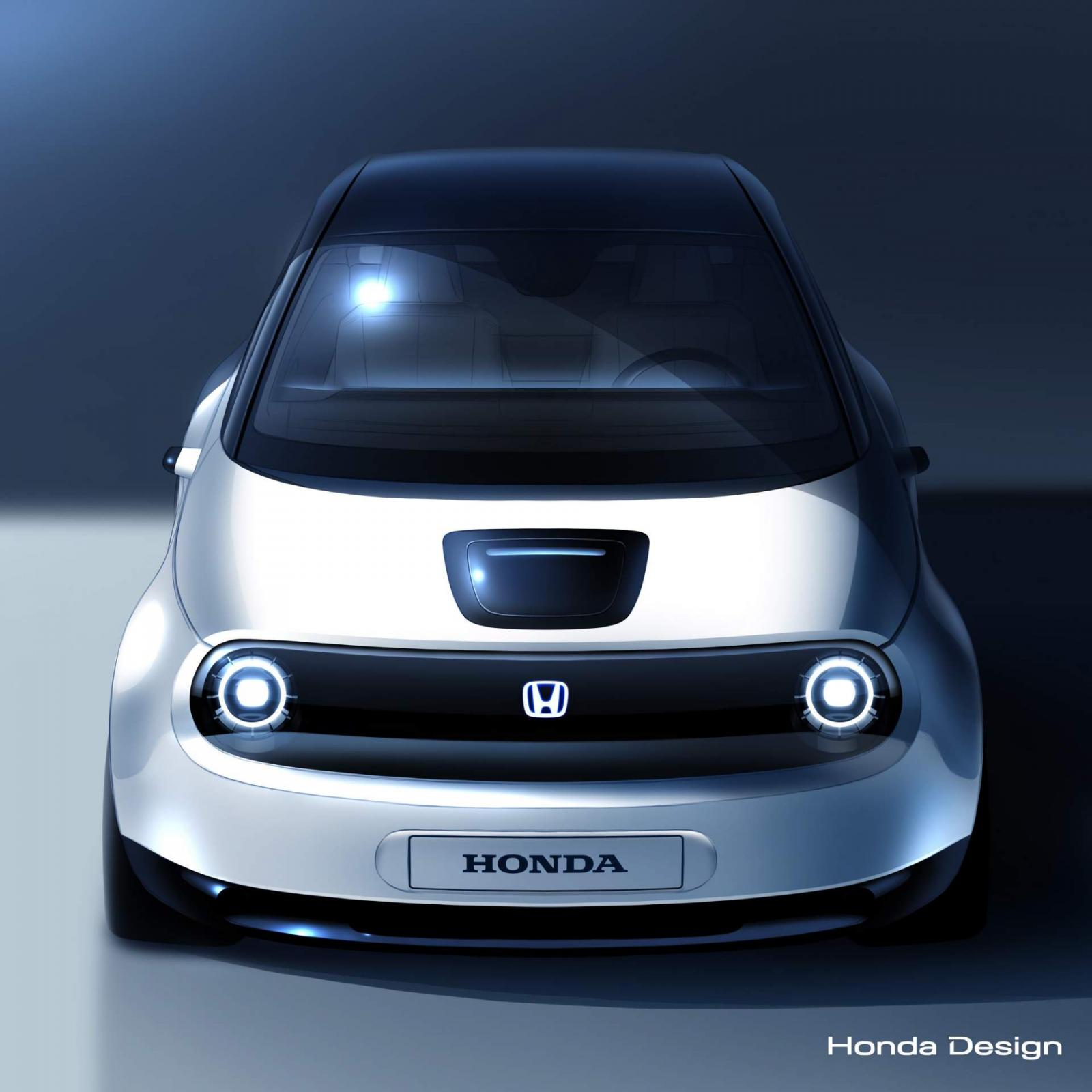 Honda EV Ginebra Teaser