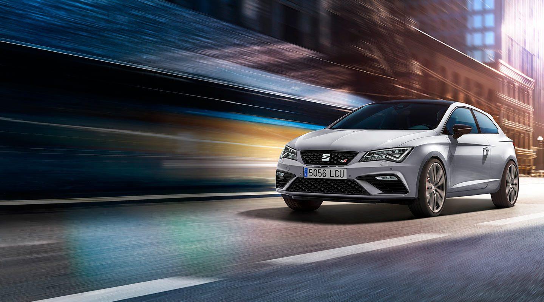 SEAT León Cupra 2019 precio en México Cumple cabalmente con los requerimientos en materia de seguridad
