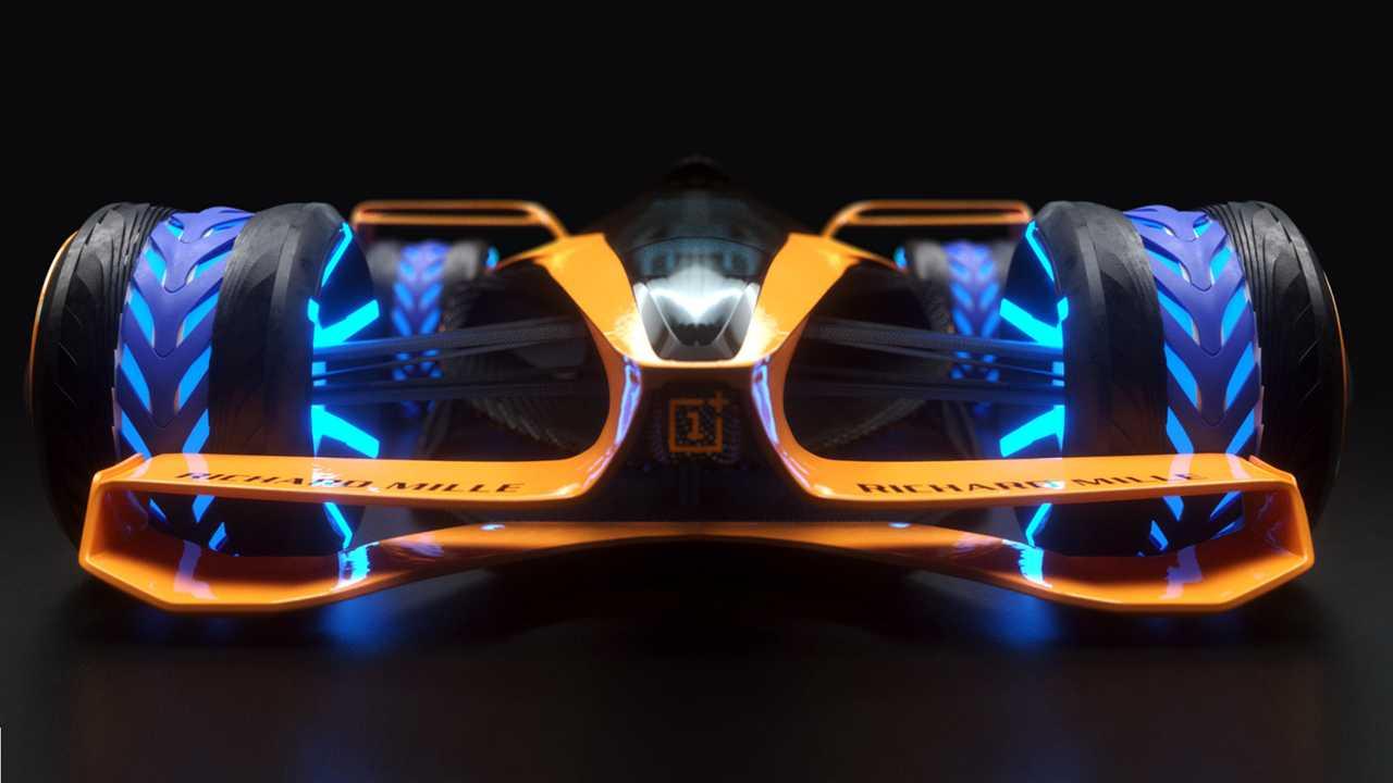 McLaren F1 2050