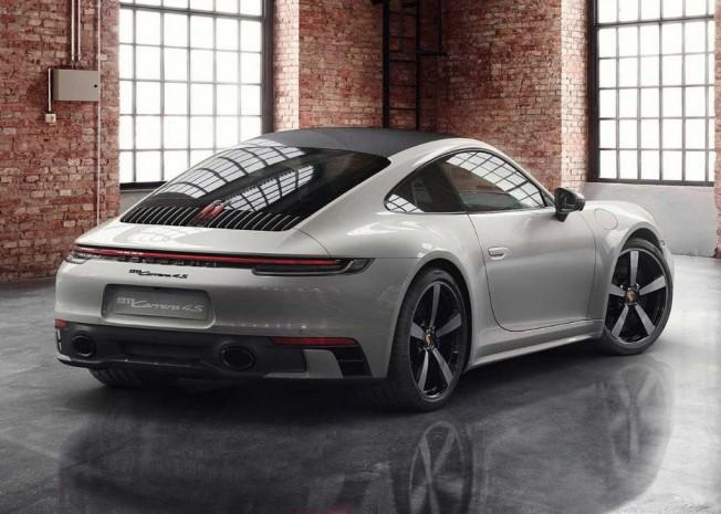 Porsche Exclusive brinda mayor estilo al Carrera 911 4S