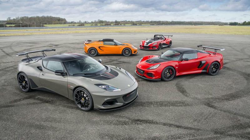 Lotus Line Up