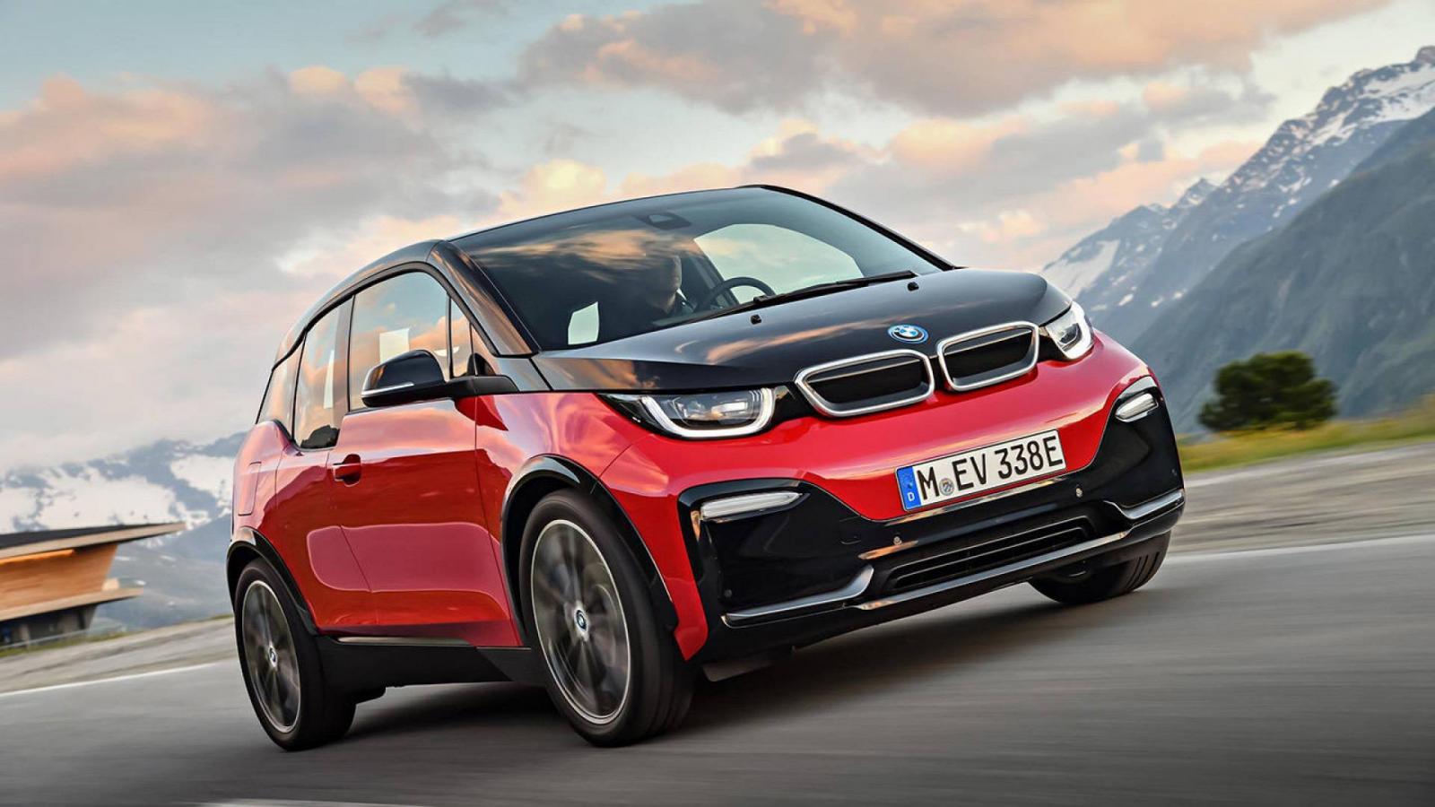 BMW i3s Sport 2019