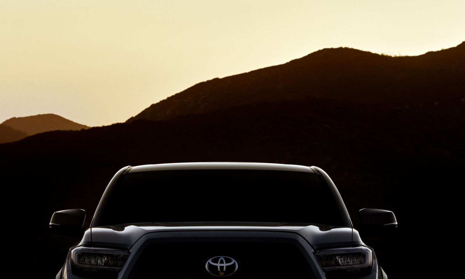 Toyota Tacoma 2020 Teaser