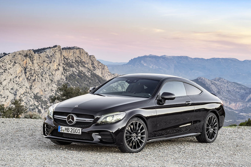 Mercedes-Benz Clase C Coupé 2019
