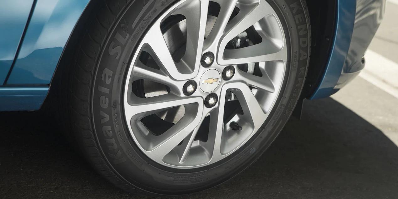 Todas las versiones de Chevrolet Aveo 2019 precio en México vienen equipadas con el mismo motor, pero pueden estar asociadas a transmisión manual o automática