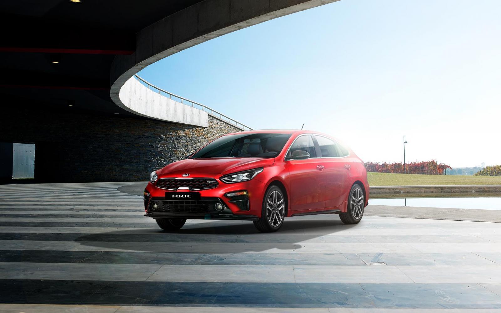 Kia Forte Gt Hatchback 2019 Precio