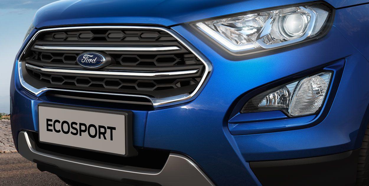 Ford EcoSport 2019 precio en México