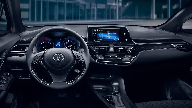 Toyota CHR 2019 precio en México