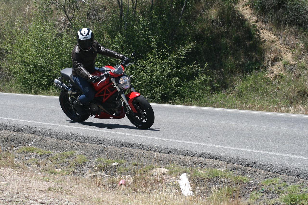 Viajar en motocicleta mejora la salud mental