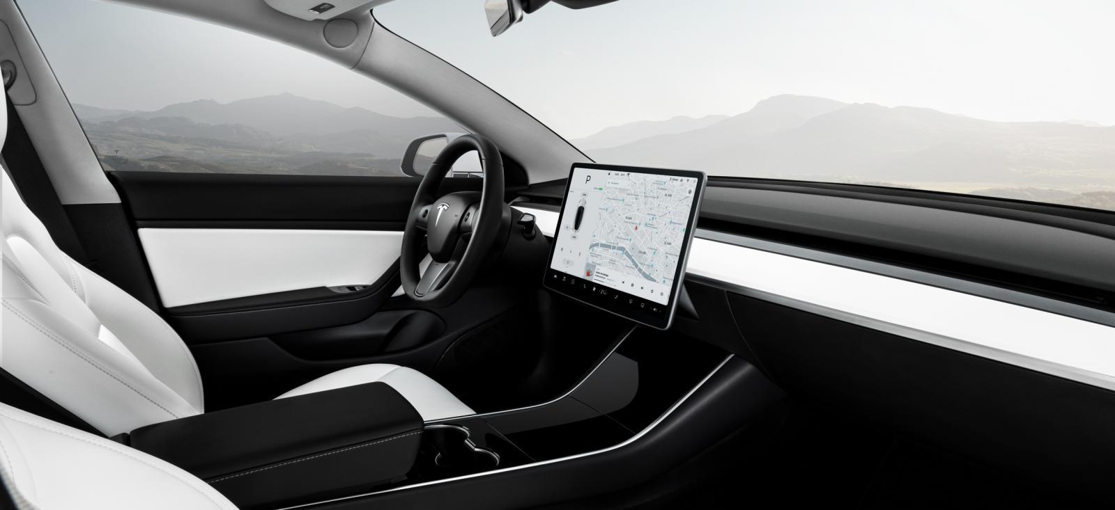 ¿Por qué el Tesla Model 3 es el mejor eléctrico para manejar en frío?