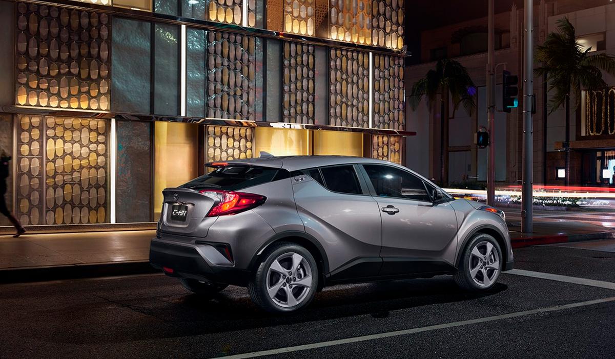 Toyota CHR 2019: Precios y versiones en México
