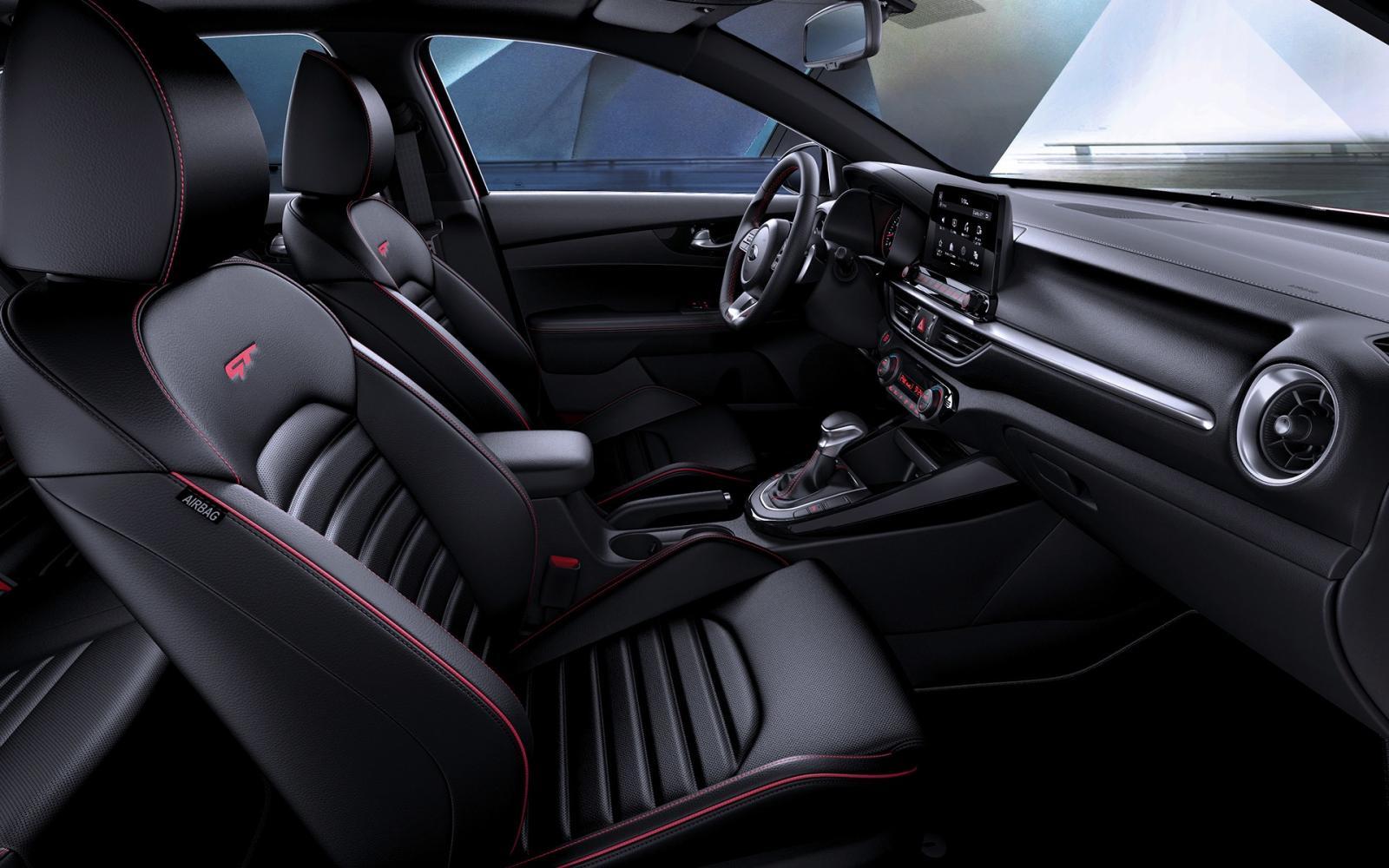 Kia Forte GT 2019