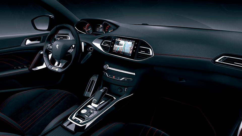Peugeot 308 GT 2019