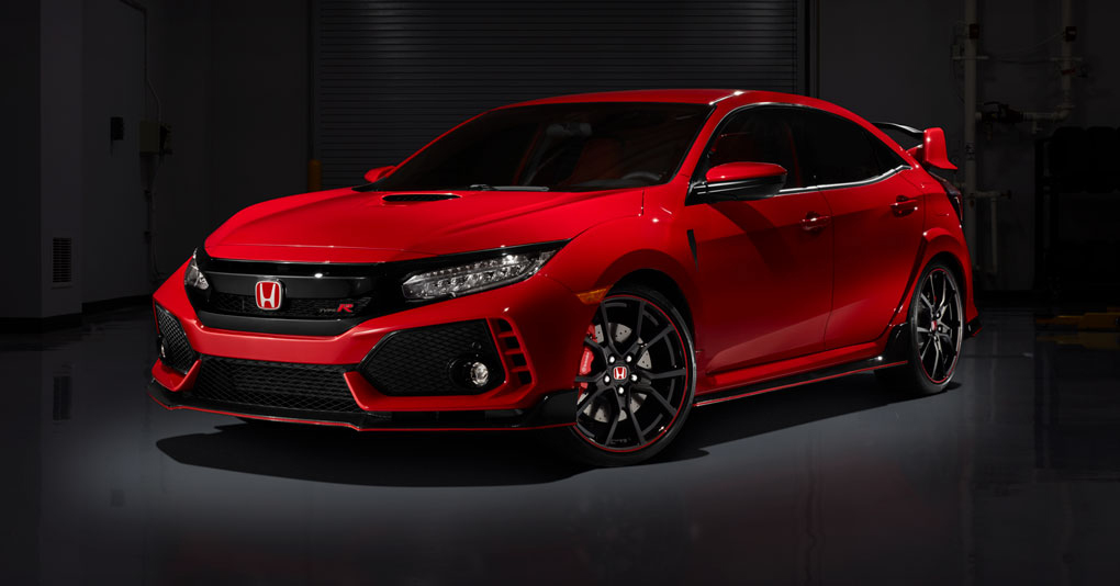 El Honda Civic Type R presenta un motor de 2.0 litros que alcanza una potencia de 306 caballos