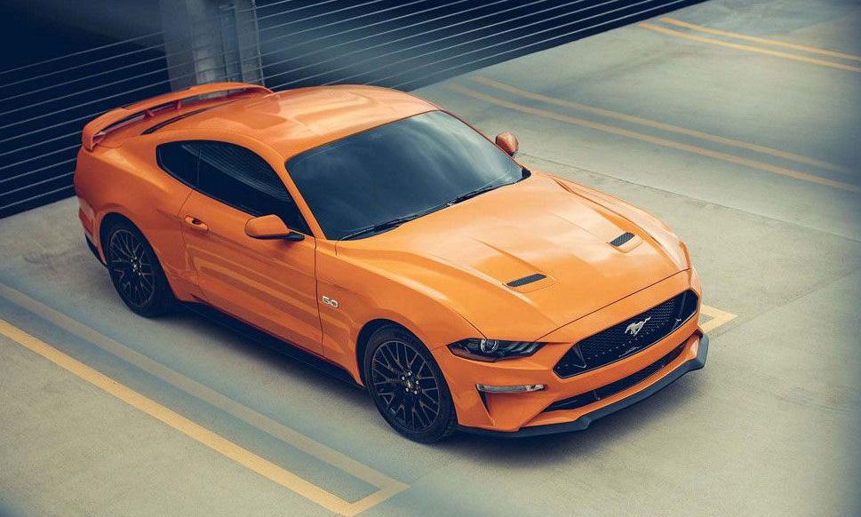 El Ford Mustang 2019 no podía faltar en esta lista