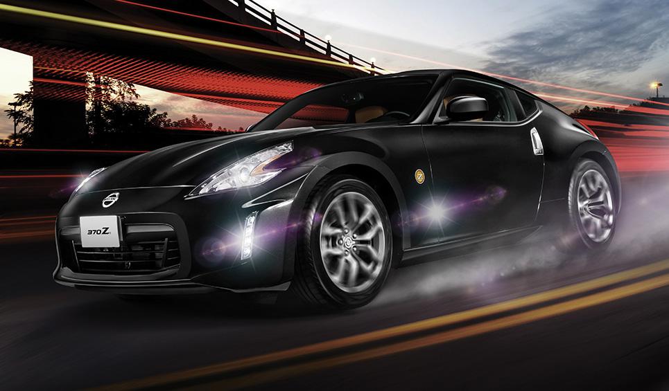 El Nissan 370Z entra en esta lista con la versión Touring de transmisión automática