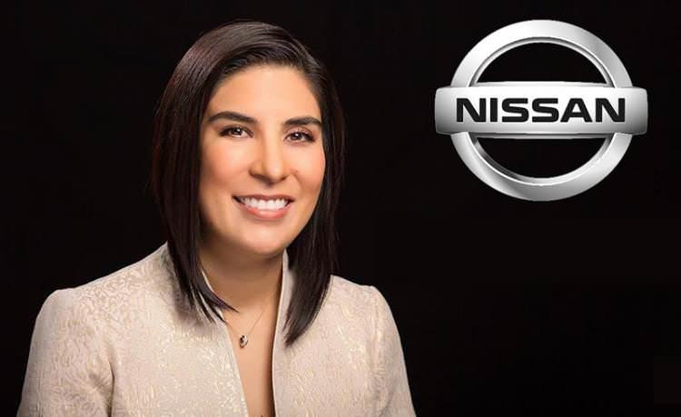Mayra González, Nissan