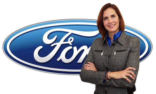 Laura Barona, Ford