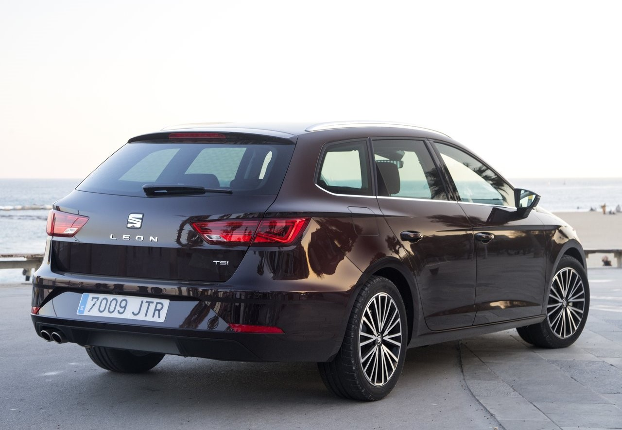 SEAT León ST 2019