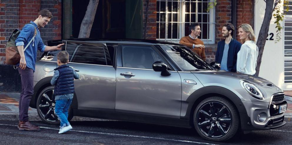 Con el MINI Clubman Cooper 2019 precio en México sentirás la confianza de estar en un auto seguro