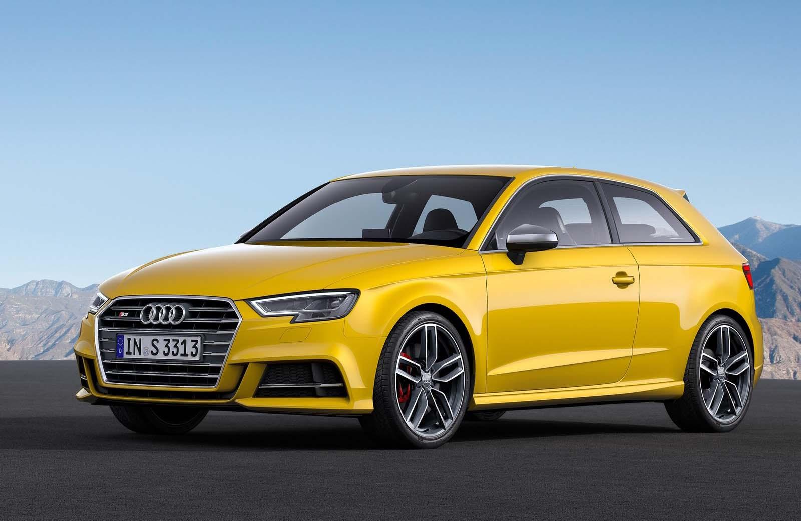 El Audi S3 tiene el quinto sitio en la lista