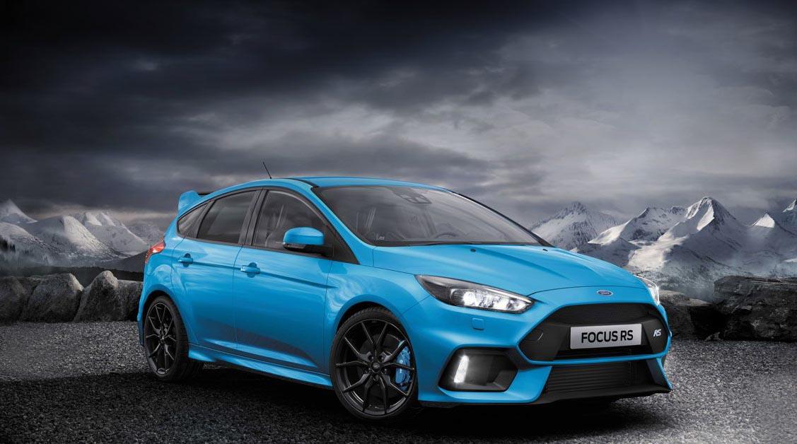El Ford Focus RSalcanzó el sexto lugar
